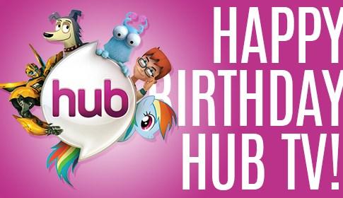 HUB Birthday Featured