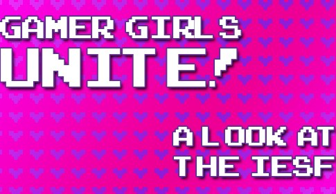 Gamer Girls IESF