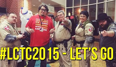 #LCTC2015 - Saturday Morning