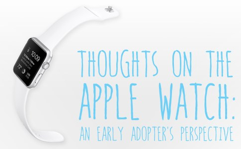 Apple Watch Early Adopter