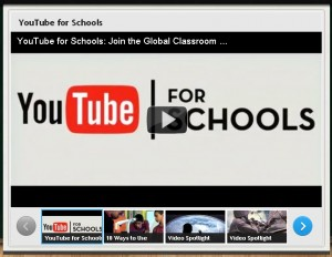 youtube for schools
