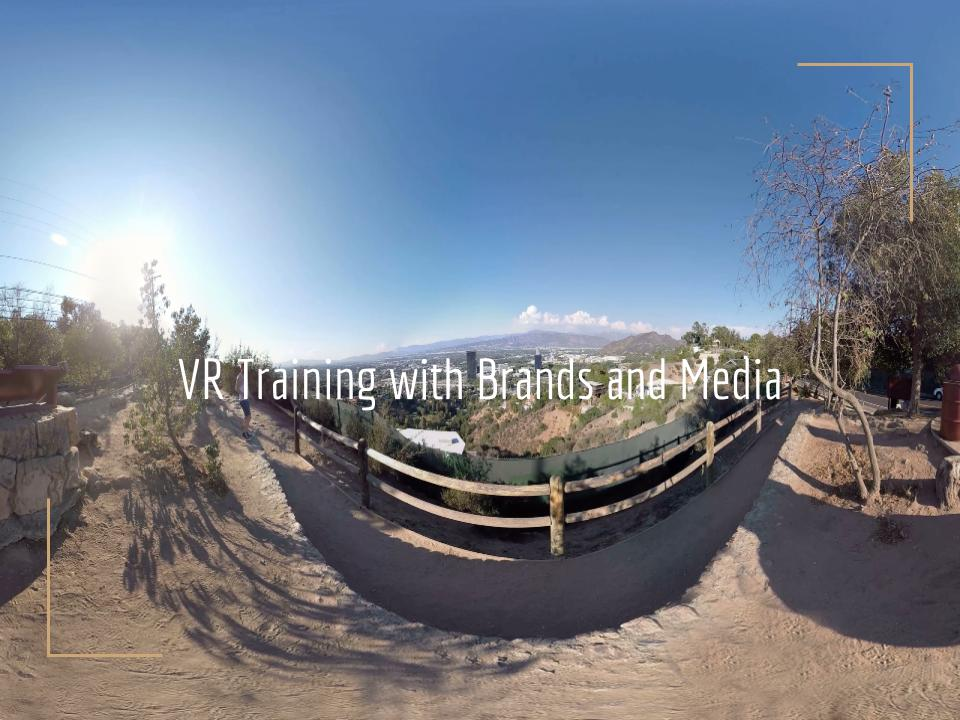 Virtual Reality Production Studio JYC VR Training