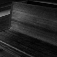 神海駅のベンチ!