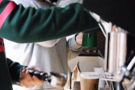 La culture du café en Corée