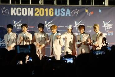 KCON NEW YORK 2016