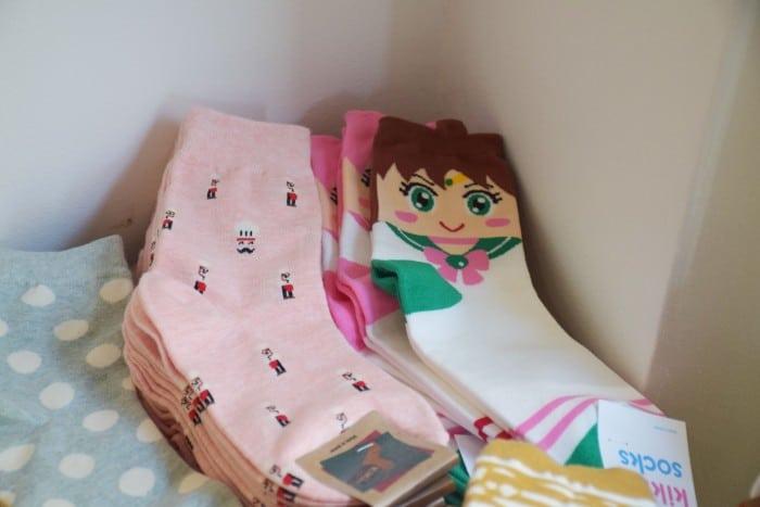 Kiki socks : La boutique de chaussettes coréennes à Paris