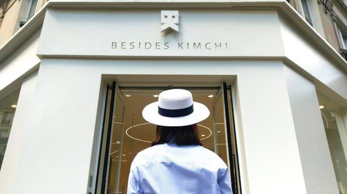BESIDES KIMCHI