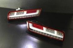 LCK619 フルLEDシーケンシャルテールランプ ホワイトバー
