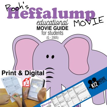 Pooh's Heffalump Movie (G - 2005) Movie Guide - Cover
