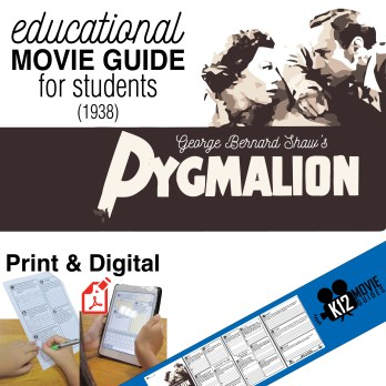 Pygmalion Movie Guide - Cover