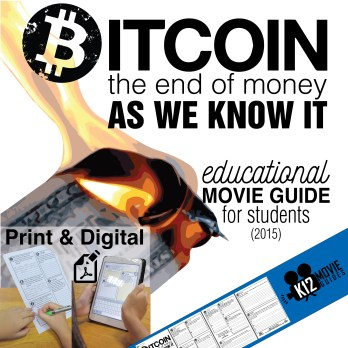 Bitcoin: The End of Money as We Know It Movie Guide (2015) Cover
