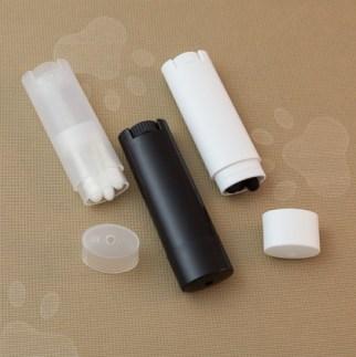Oval - No roll - Lip Balm Tubes