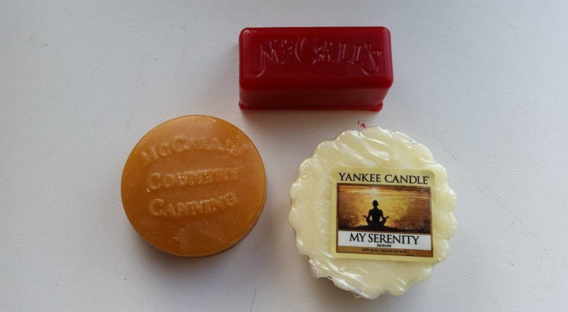 Mc Call's waxmelts