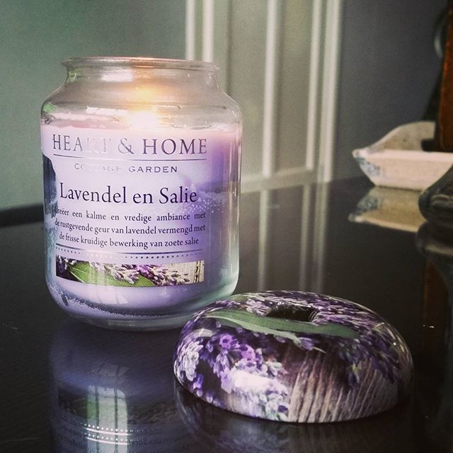heart-and-home-lavendel-salie-kaars