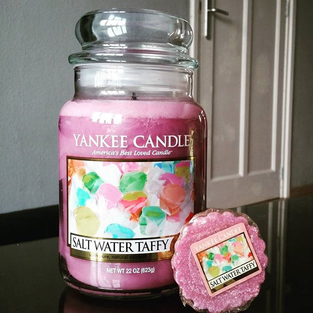 Yankee Candle Salt Water Taffy