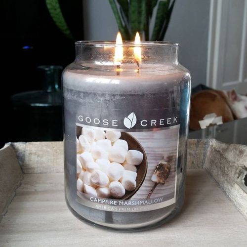 Goose Creek Campfire Marshmallow large jar