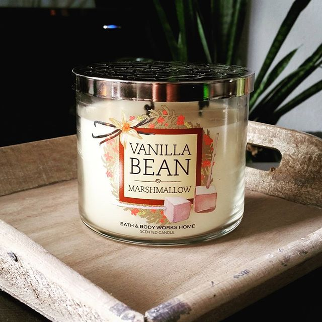 Bath & Body Works Vanilla Bean Marshmallow