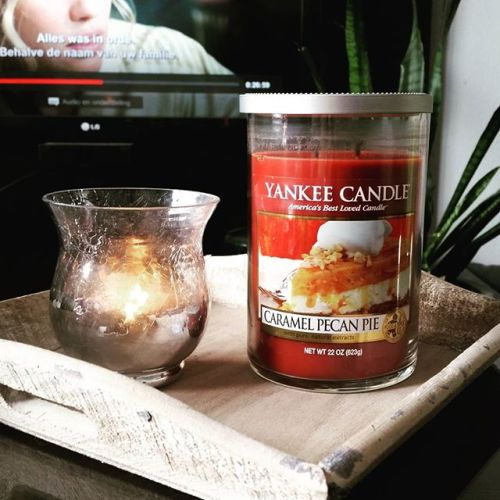 Yankee Candle Caramel Pecan Pie