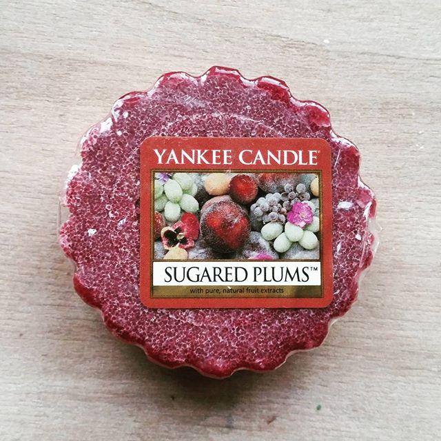 Yankee Candle Sugared Plums