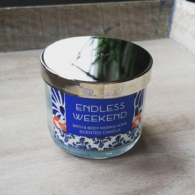 Bath & Body Works Endless Weekend