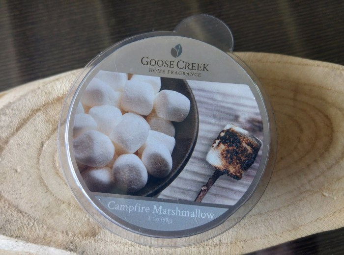 Goose Creek Campfire Marshmallow