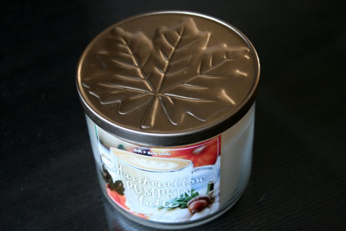 Bath & Body Works Marshmallow Pumpkin Latte