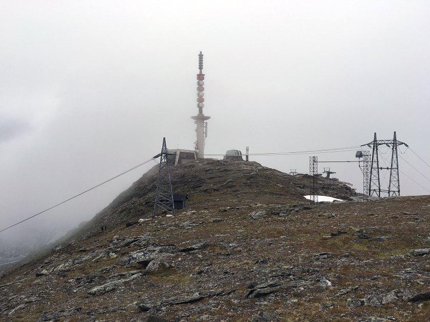 Linken, eller Fagernestoppen (1007 m.o.h.).
