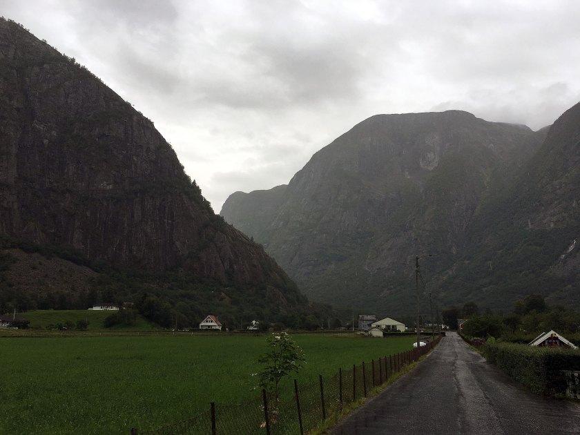 Øvre Eidfjord.