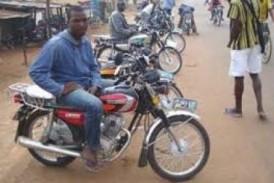 Conakry : rien ne va plus entre les conducteurs de moto-taxis et les autorités