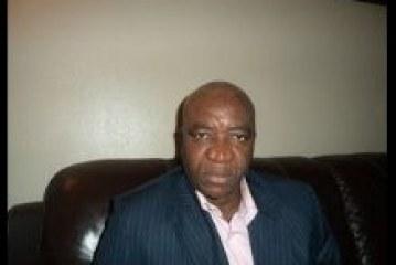 Vœux de nouvel an du Coordonnateur TSA Europe, Mr Lancéï Konaté