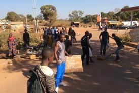 Labé : les populations de Mobhi demandent le départ du président de district