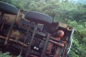 Mamou : 5 personnes décèdent dans un accident de la circulation