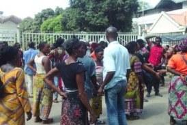 Guinée : Les commerçants du Port artisanale de Boulbinet en colère contre une décision du ministre de la Pêche
