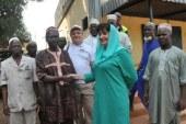 Conakry : Deux mosquées bénéficient du soutien de la compagnie RUSAL Guinée…