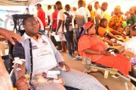 L'UFDG donne du sang : un geste humanitaire qui fait polémique!