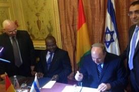 Diplomatie guinéenne: Kalil Kaba sur les platebandes de Makalé !