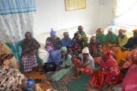 Labé : les femmes demandent la libération d'une détenue nourrice incarcérée à la prison civile