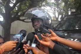 Marches pacifiques : le Colonel Bafoe implore la clémence des opposants