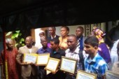 BAC 2016 : le CPG récompense les cinq meilleurs élèves