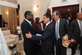 Tournée ouest-africaine : Manuel Valls snobe Alpha Condé
