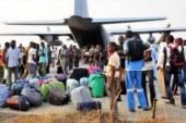Immigration: Des guinéens expulsés de la Belgique sont arrivés à Conakry