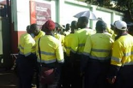 Conakry: La base logistique de Rio Tinto pris d'assaut par des manifestants
