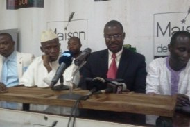 Signature de l'accord politique : une partie de l'opposition et la société civile ne décollèrent pas