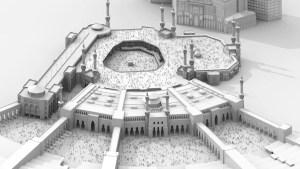 Desain Masjidil Haram