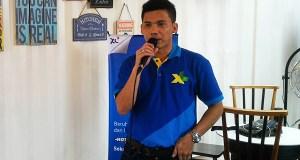 Vice President XL West Region - Francky Rinaldo Pakpahan