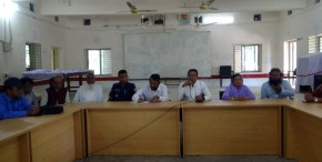 কচুয়ায় আইন শৃ্খংলা বিষয়ক কমিটির বিশেষ সভা অনুষ্ঠিত