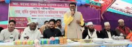 কচুয়ার আল ফাতেহা দাখিল মাদ্রসার এস এস সি পরীক্ষার্থীদের দোয়া ও বার্ষিক পুরস্কার বিতরণ অনুষ্ঠিত