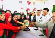 কচুয়ায় শুদ্ধসুরে জাতীয় সংগীত প্রতিযোগীতা সম্পন্ন