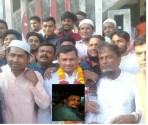 আলাউদ্দিন সোহাগ কচুয়ার ঘাগড়া সপ্রাবি'র সভাপতি নির্বাচিত