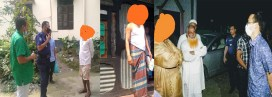 হোম কোয়ারেন্টাইন অমান্য করায়  কচুয়ায় বিদেশ ফেরত ৩ জনের  ৫০ হাজার টাকা জরিমানা